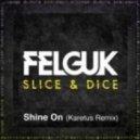 Infected Mushroom & Felguk - Shine On (Karetus Remix)