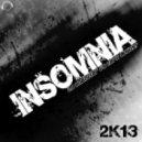 Dj Analyzer vs. Cary August - Insomnia 2k13 (Luna System Remix Edit)