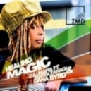 Zulumafia, Tantra Zawadi, Dana Byrd - Healing Magic (Gene King Remix)