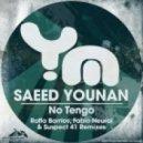Saeed Younan, Suspect 41 - No Tengo (Suspect 41 Remix)