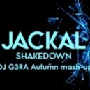Jackal & Alex Gaudino and Bottai - Rewind Shakedown (DJ G3RA Autumn mash-up)