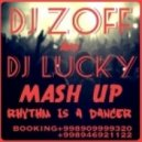 Christopher S - Rhythm Is A Dancer (Dj Zoff & Dj Lucky Mash Up)