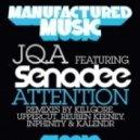 JQA, Senadee - Attention (Uppercut Remix)
