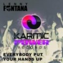 Lenny Fontana - Everybody Put Your Hands Up  (House Of Virus Remix)
