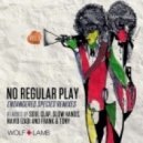 No Regular Play, Navid Izadi - Won't Quit (Navid Izadi Remix)