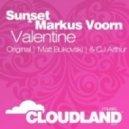 Sunset & Markus Voorn - Valentine (CJ Arthur Remix)