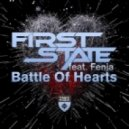 First State Feat Fenja - Battle Of Hearts (Radio Edit)