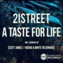 21street - A Taste for Life (Hoova & White Resonance Remix)