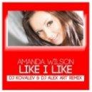 Amanda Wilson - Like i Like (Dj Kovalev & Dj Alex Art Remix)