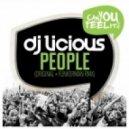 DJ Licious - People (Funkerman Remix)