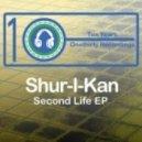 Shur-I-Kan - As We (Stripped Dub)