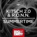 KitSch 2.0, R.O.N.N. - Summertime (Vocal Mix)