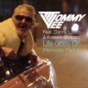Tommy Vee, Danny Losito, Kareem Shabazz - Life Goes On (Federico Scavo Remix)