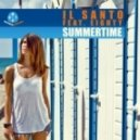 Eighty, Il Santo - Summertime Feat. Eighty (Knitefalls 76 To Piano Remix)
