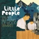 Little People - Aldgate Patterns (Marley Carroll Remix)