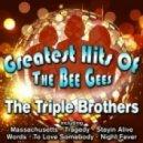 Bee Gees - Stayin Alive Trap (DJ Crast Line Mush Up)