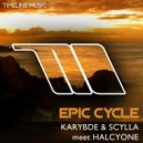 Karybde & Scylla, Halcyone - Epic Cycle (Original Mix)