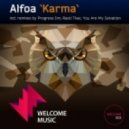 Alfoa - Karma (Progress Inn Remix)