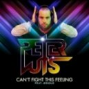 Peter Luts feat. Jerique - Can't Fight This Feeling (Hard Rock Sofa Remix)