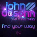 John De Sohn - Find Your Way feat. Miss Selia (Original Mix)