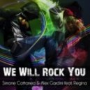 Simone Cattanero - We Will Rock You feat Regina (Alex Gray From Miami Remix)