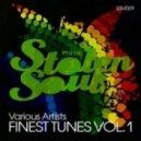 Jerry Aseret - Midnight Soul (Original Mix)