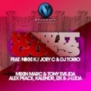 Joey C & DJ Torio - How It Goes feat. Nikki K (DJ Izk & J-Luda Remix)
