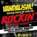Vandalism & Dwight the Young One - Rockin in the Place (Dj Mr White Remix)