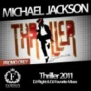 Michael Jackson  - Thriller 2011 (DJ Flight HalloMoscow Club Mix)