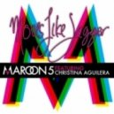 Maroon 5 feat. Christina Aguilera  -  Moves Like Jagger (Dimitry G. Remix)