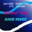 David Guetta Ft. Akon - Without You (Nanz Remix)