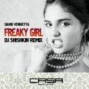 David Vendetta - Freaky Girl (DJ Shishkin Remix)
