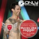 Maroon 5 feat. Christina Aguilera - Moves Like Jagger (Slava Inside Remix)