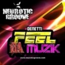Denetti & Cross Fitch - Feel Da Muzik (StarWhores Remix)