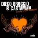 Diego Broggio & Castaman feat Miss Melody - Little Love (Pink Fluid Pumcake Remix)