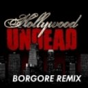 Hollywood Undead - I Don't Wanna Die (Borgore Remix)