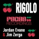 Jordan Evane, Jim Zerga - Rigolo (Ben Lb Remix)