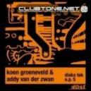 Koen Groeneveld & Addy Van Der Zwan - Retromatic (Original Mix)