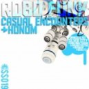 CASUAL ENCOUNTERS/HONOM - Robo Funk (Berlitz remix)