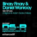 Binary Finary, Daniel Wanrooy - Isle Of Lies (Original Mix)