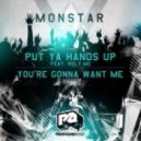 Monstar - Put Ya Hands Up (feat. Roly MC)