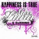 Miss Luna Ft. Q DeRHINO - Happiness Is True (Christos Fourkis Deep Mix)