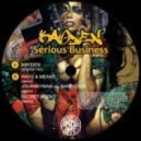 Kayden - Serious Business  (Journeyman Vs  Barrcode Remix)