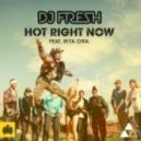 DJ Fresh feat. Rita Ora - Hot Right Now (Zomboy Remix)