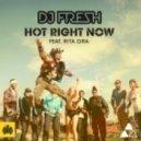 DJ Fresh feat. Rita Ora - Hot Right Now (Zomboy Remix)