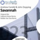 Andrew Candid & John Dopping - Savannah (Indecent Noise Remix)
