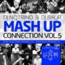 Menck, Ropero & Lara - Club Bizarre (DJ Baur & DJ Nejtrino Mashup)