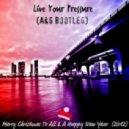 Alex Kenji, Starkillers, Nadia Ali, Alesso Vs. Erick Morrilo & Eddie Thonick - Live Your Pressure (A&G Bootleg)