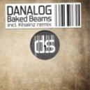 Danalog - Baked Beams (Khainz Psychedelica Remix)