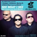 3 Amigos - See What I See (Scott Wozniak Club Mix)